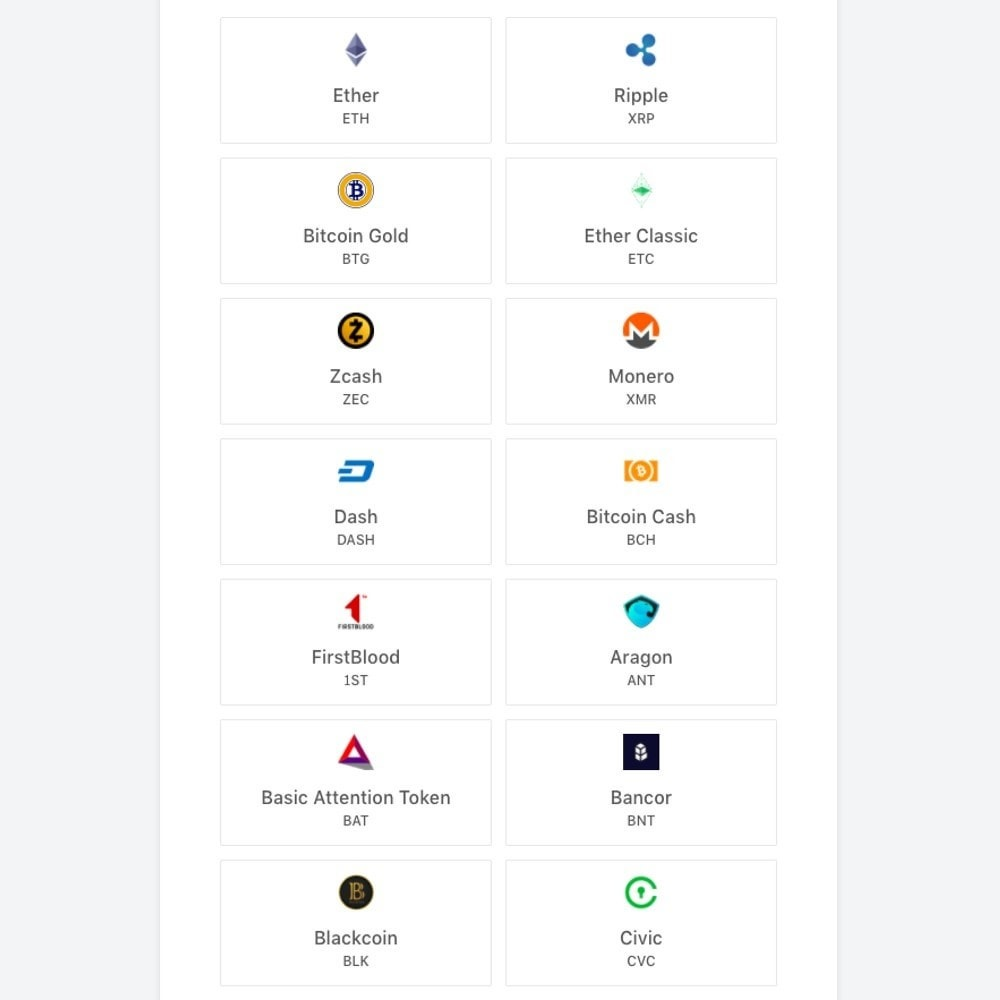module - Other Payment Methods - Accept Bitcoin and 50+ Cryptocurrencies with CoinGate - 4