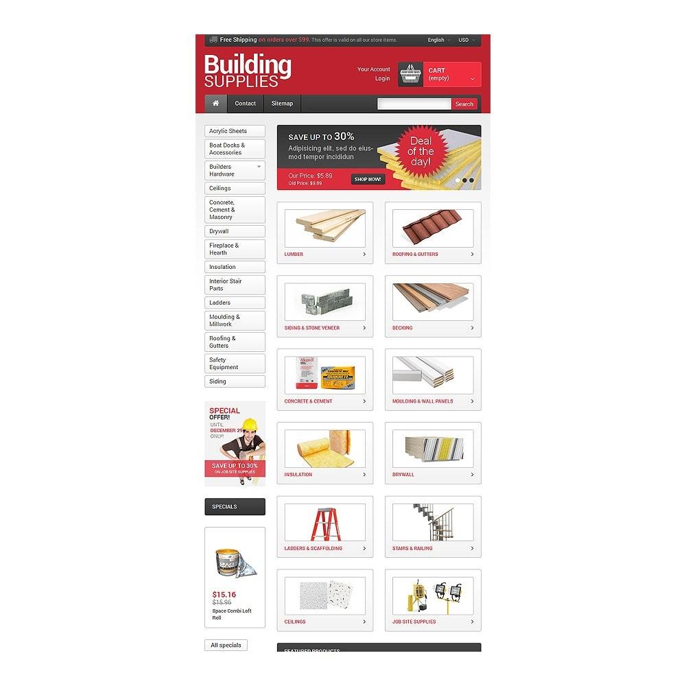 theme - Casa & Jardins - Building Supplies - 7