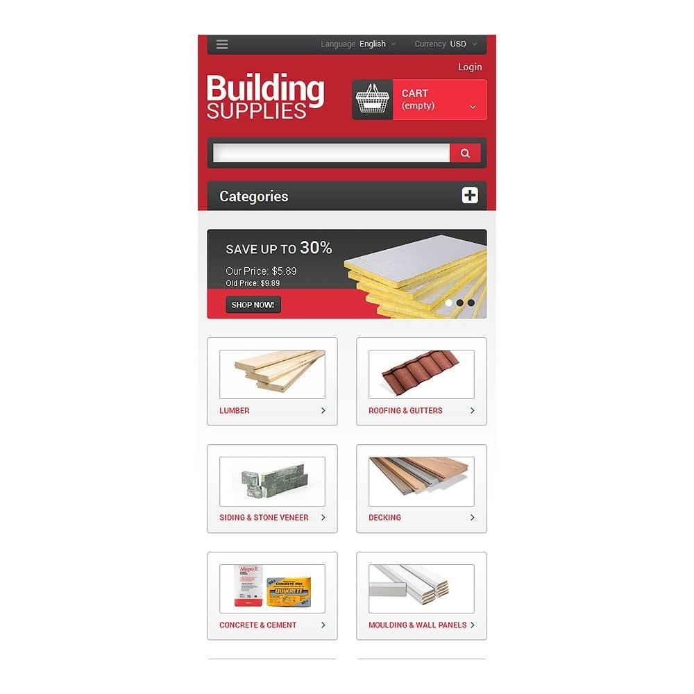 theme - Hogar y Jardín - Building Supplies - 8