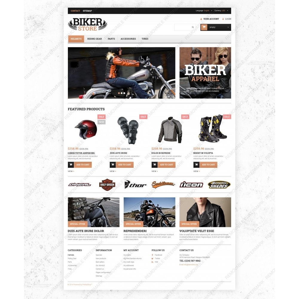 theme - Coches y Motos - Motorcycle Stuff - 3