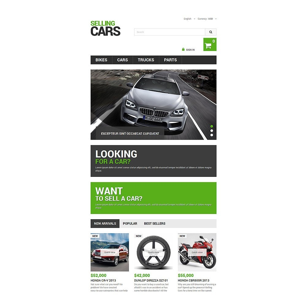 theme - Auto & Moto - Selling Cars - 7