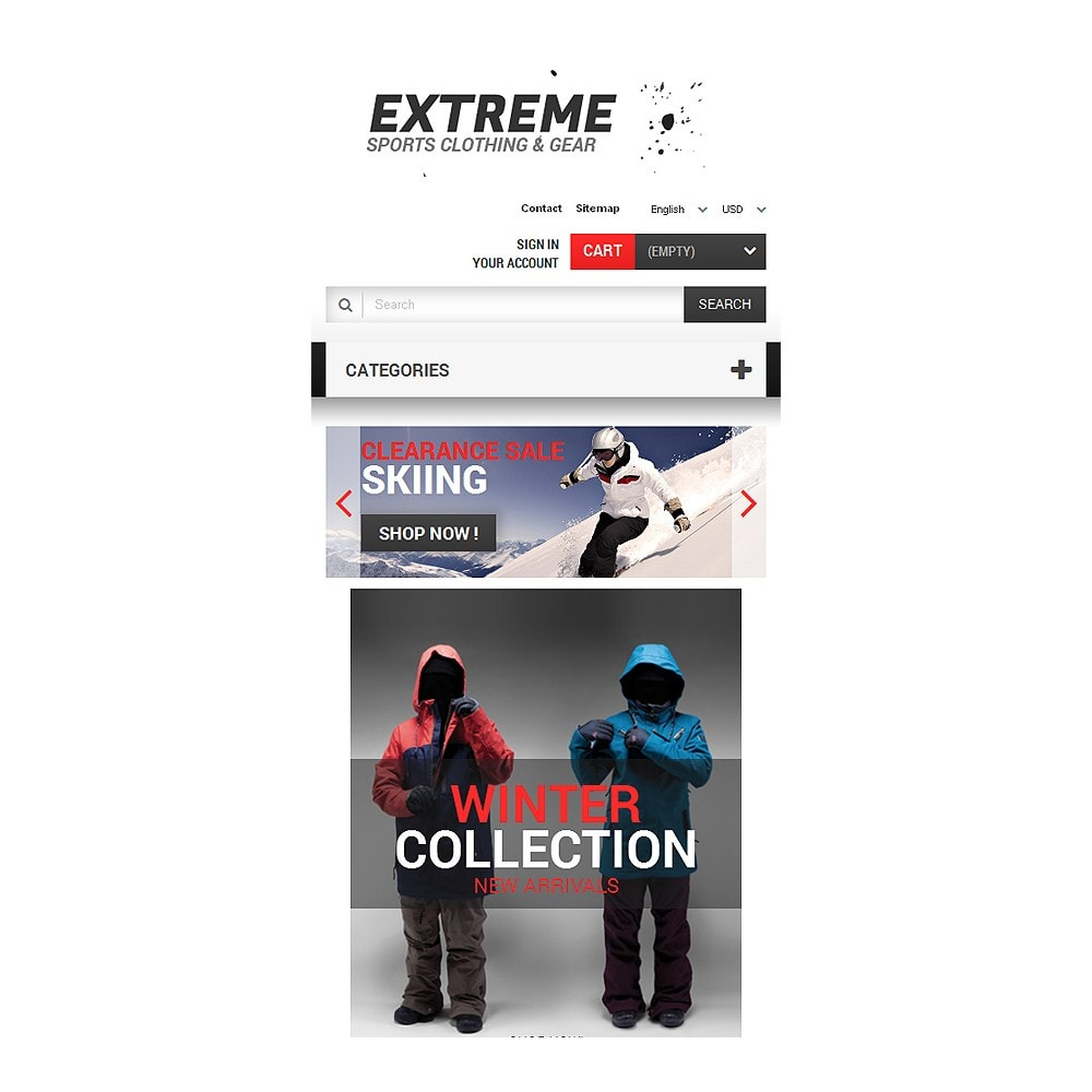theme - Sports, Activities & Travel - Extreme Sports Gear - 8