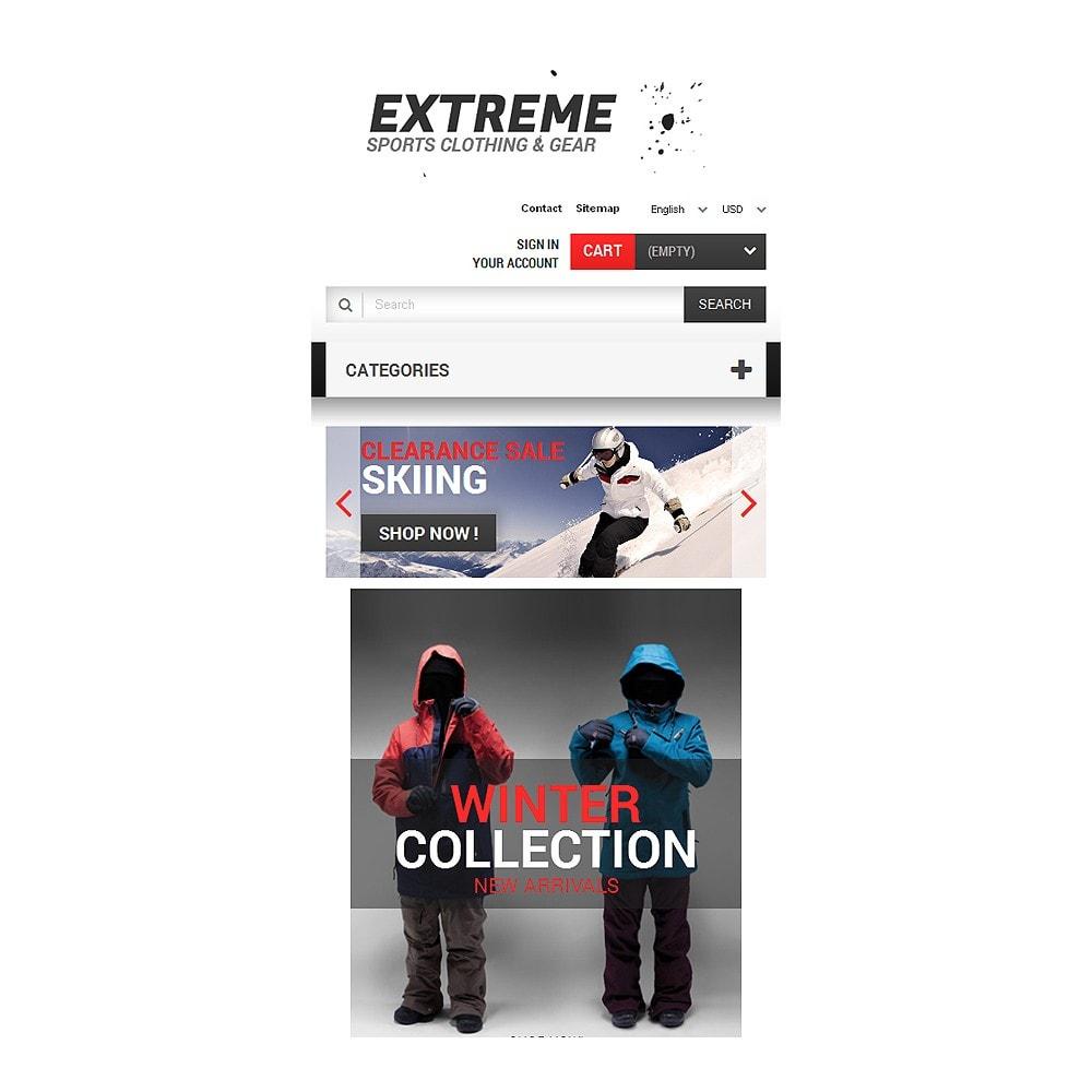 theme - Спорт и Путешествия - Extreme Sports Gear - 8
