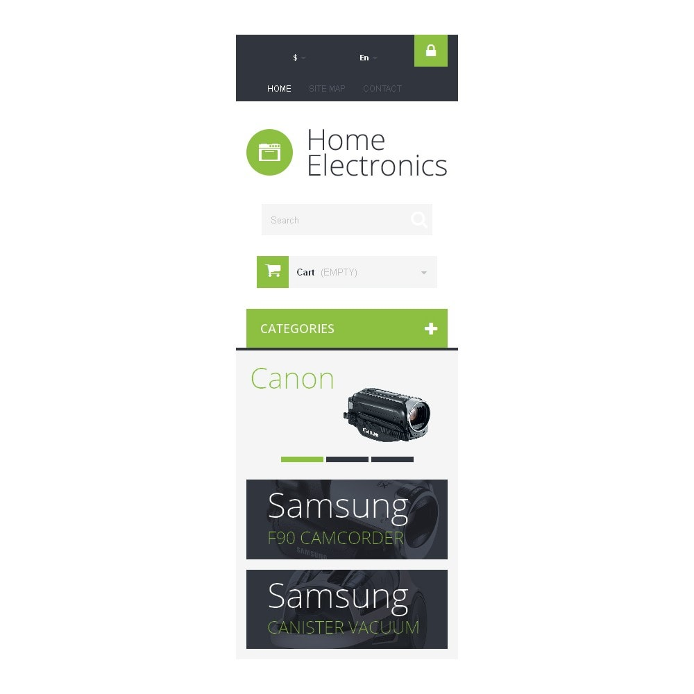 theme - Elettronica & High Tech - Home Electronics - 9