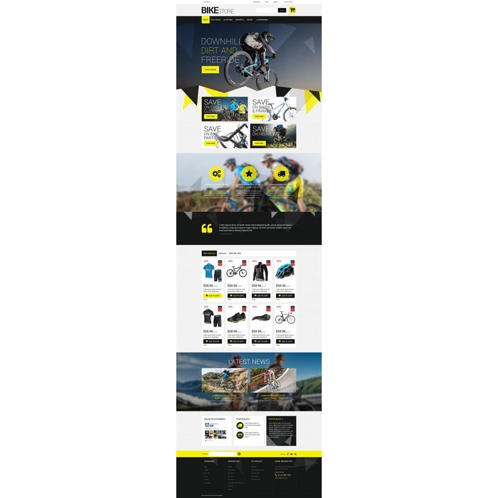 theme - Sport, Loisirs & Voyage - Magasin de vélos - 2