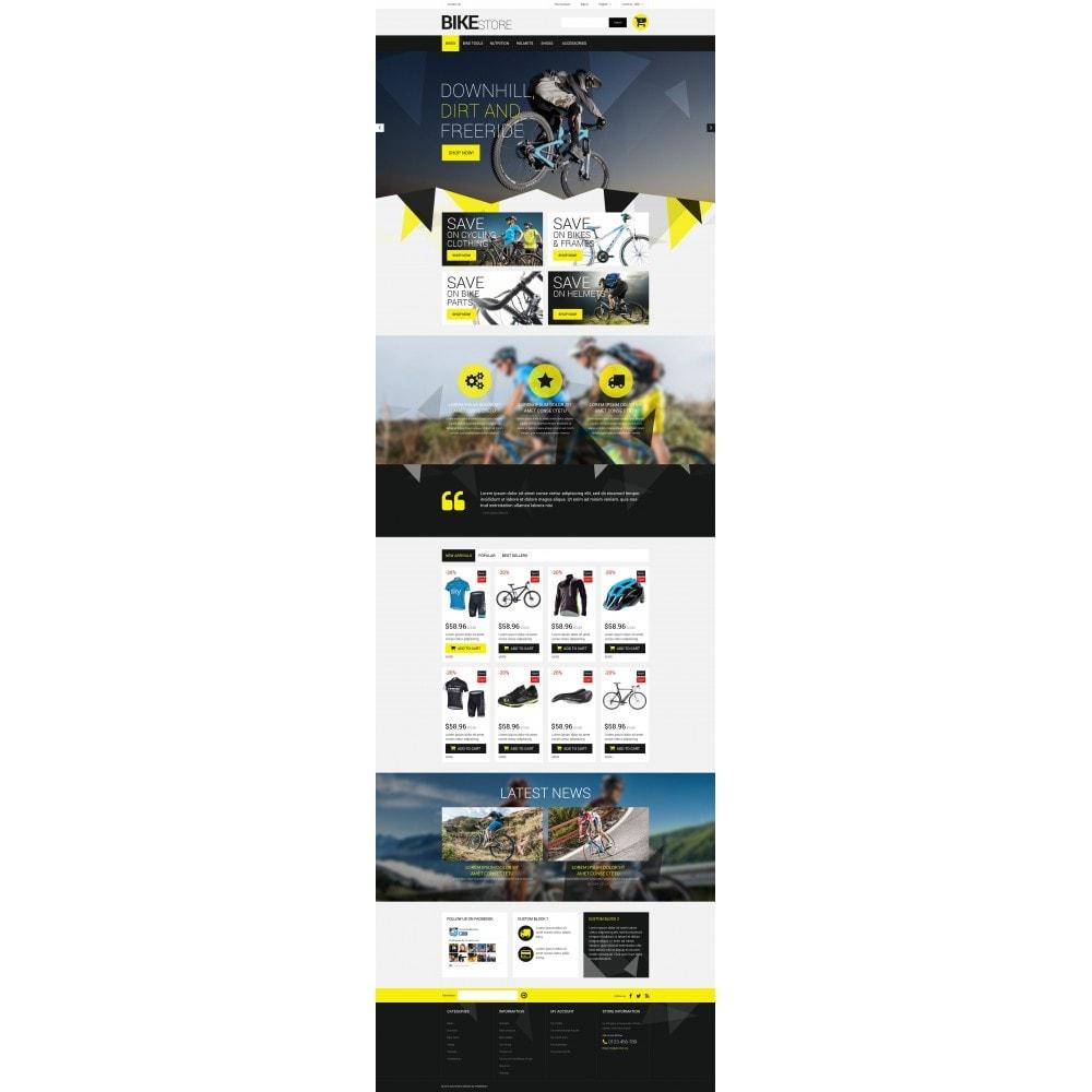 theme - Sport, Loisirs & Voyage - Magasin de vélos - 4
