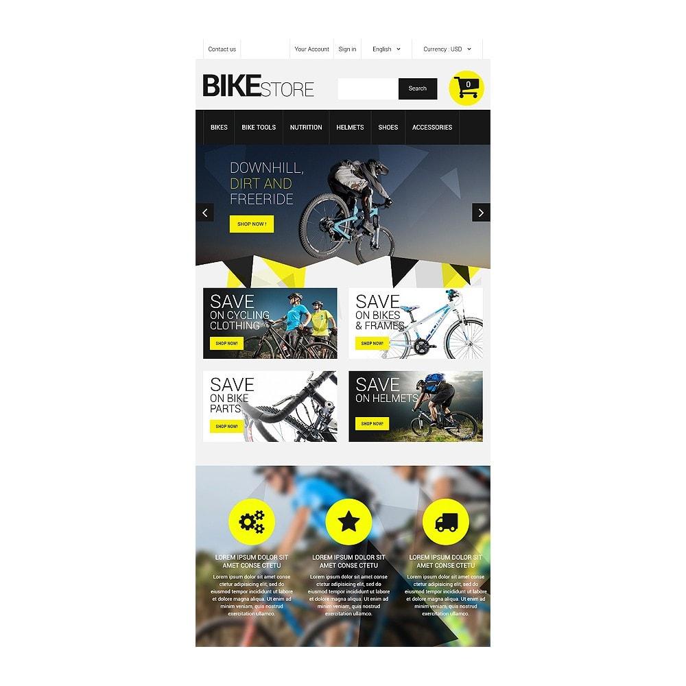 theme - Sport, Loisirs & Voyage - Magasin de vélos - 7