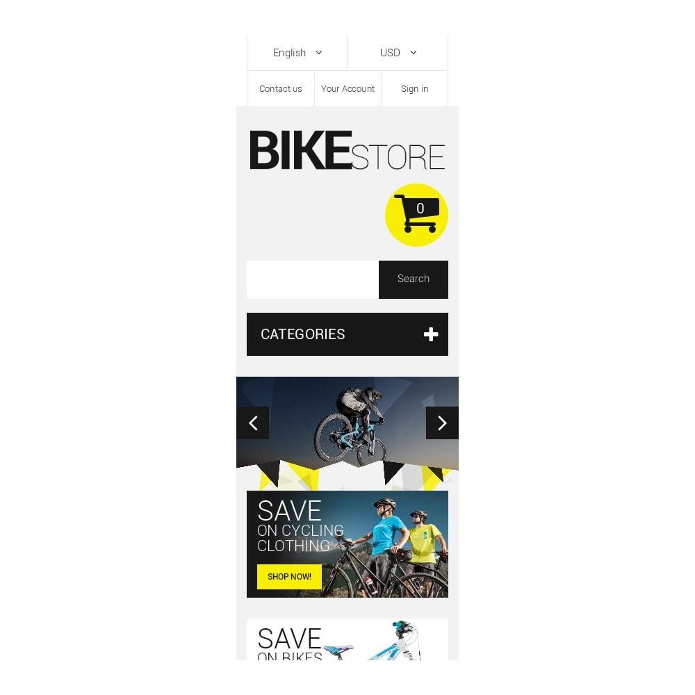 theme - Sport, Rozrywka & Podróże - Bike Store - 9