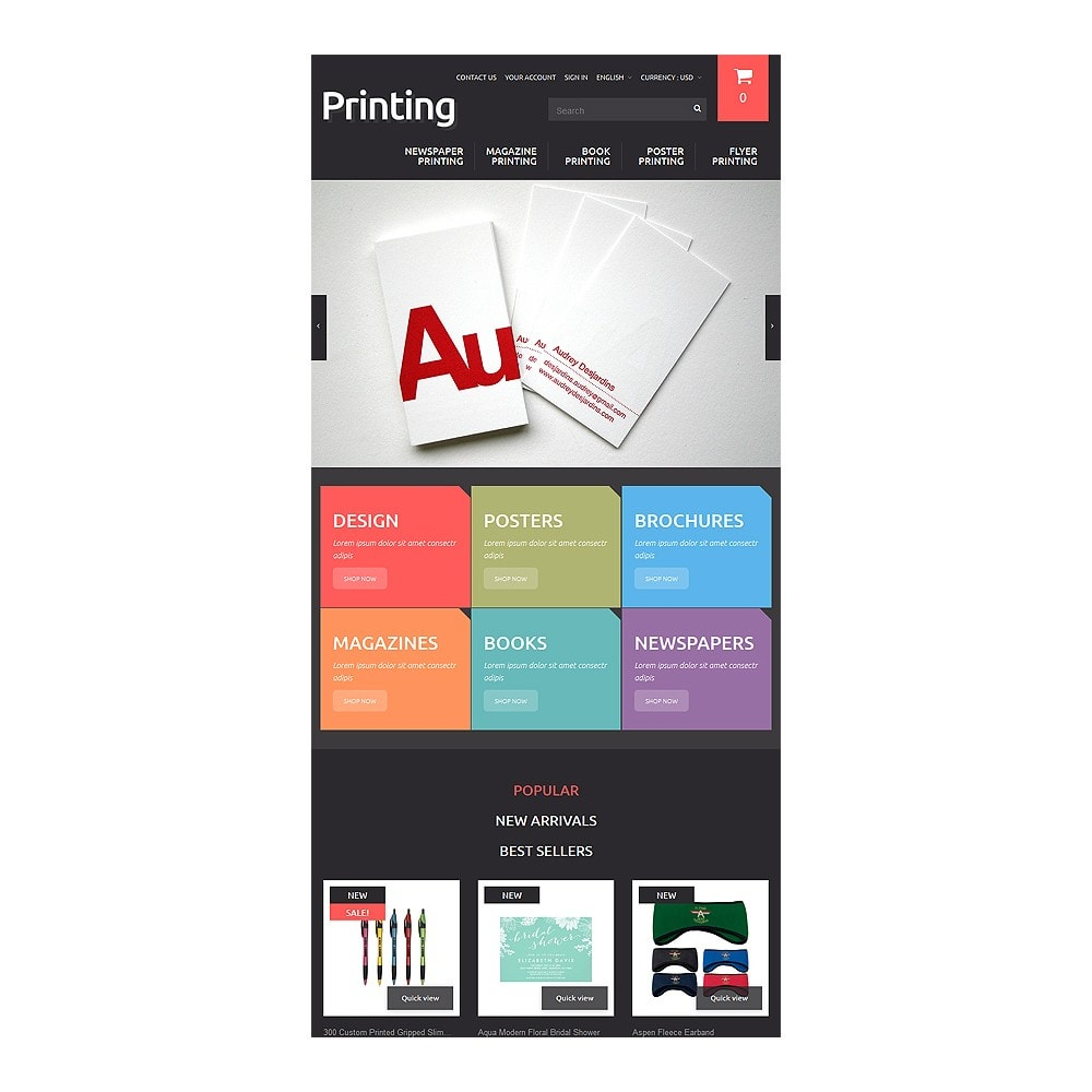 theme - Arte y Cultura - Printing Solutions - 7