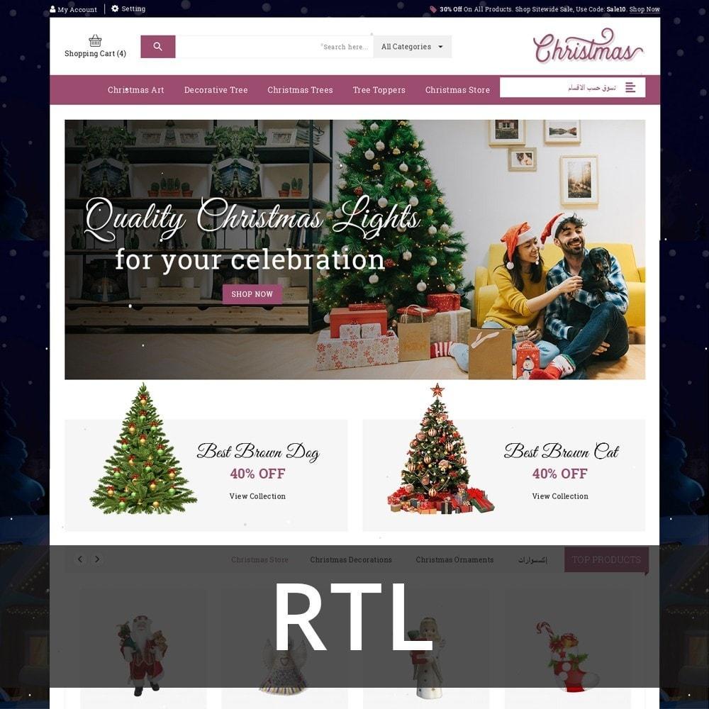 theme - Подарки, Цветы и праздничные товары - Christmas - The Gift Shop - 3