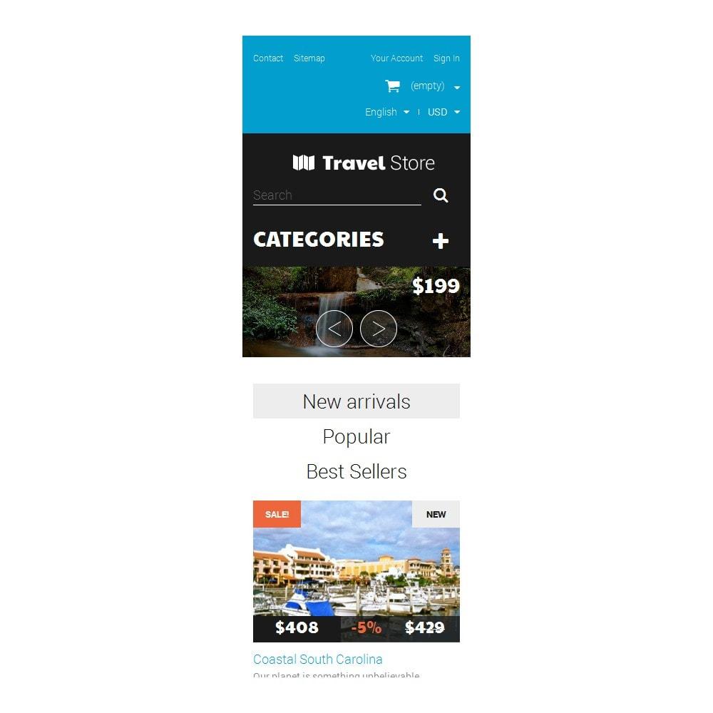 theme - Sport, Aktivitäten & Reise - Thrilling Adventures - 9