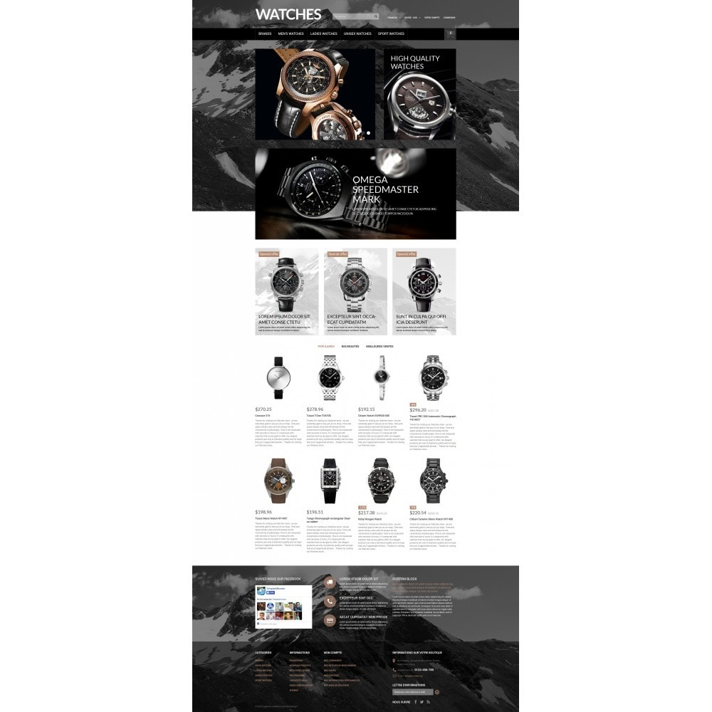 theme - Mode & Schoenen - Elegant Timepieces - 4
