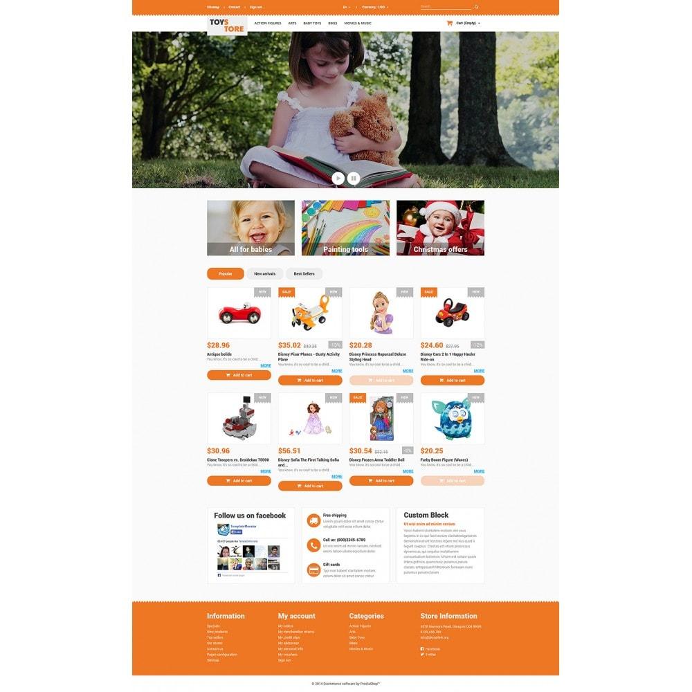 theme - Zabawki & Artykuły dziecięce - Toys for Kids - 2