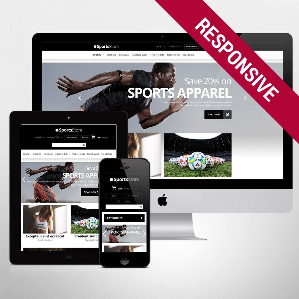 theme - Sport, Aktivitäten & Reise - Sports Clothes  Equipment - 1