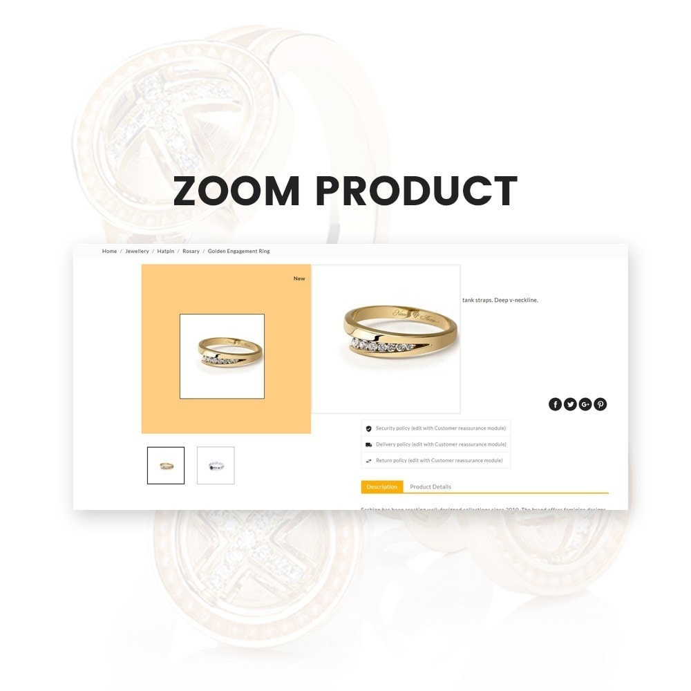theme - Jewelry & Accessories - Jeweller Jewelry and Accessories  Super Store - 7