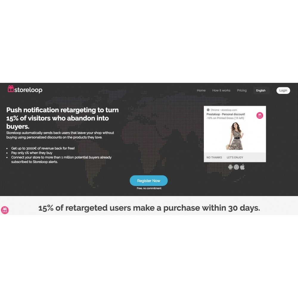 module - E-maile & Powiadomienia - Automatic remarketing by push notifications - 1