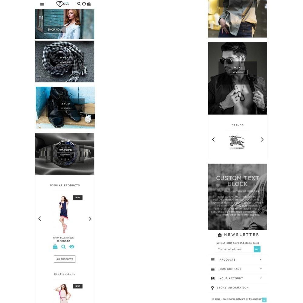 theme - Moda & Obuwie - Fashion Style - 7