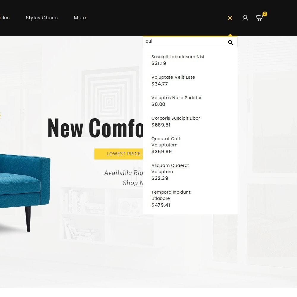 theme - Hogar y Jardín - sofiao modern sofa chairs - 11