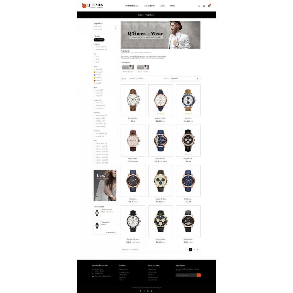 theme - Bellezza & Gioielli - Times Watch - 4