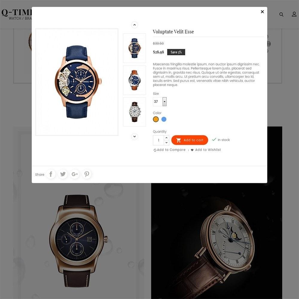 theme - Bijoux & Accessoires - Times Watch - 9