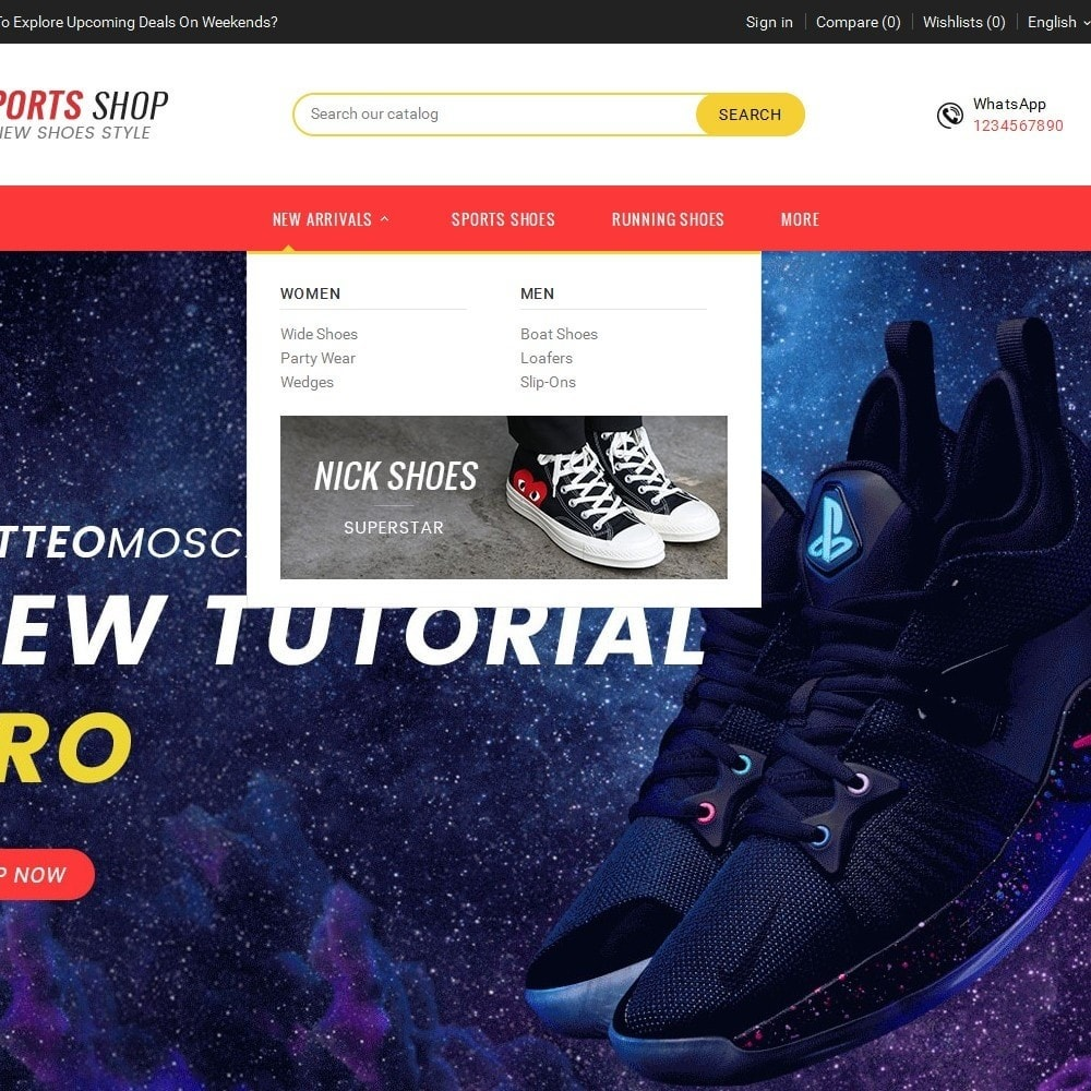 theme - Sport, Loisirs & Voyage - Sport Shoes & Footwear - 10