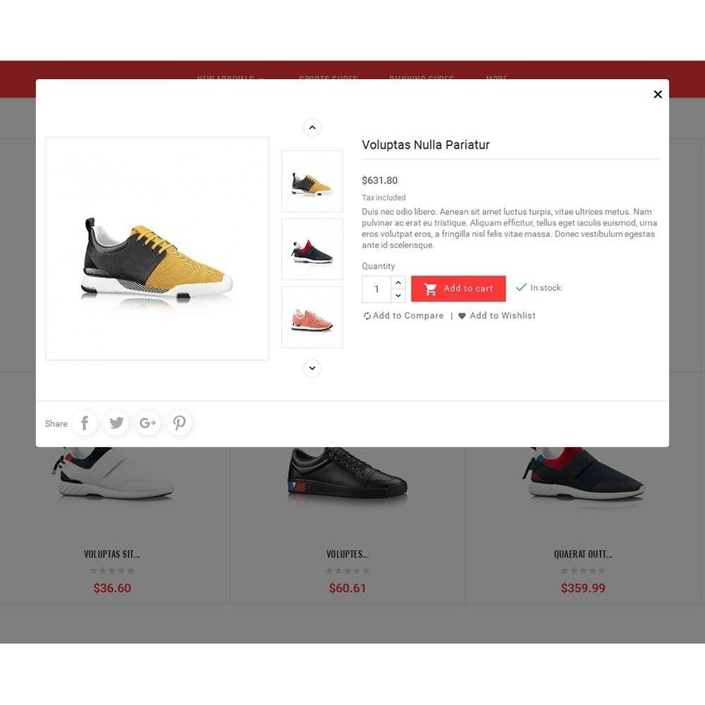 theme - Sport, Attività & Viaggi - Sport Shoes & Footwear - 9
