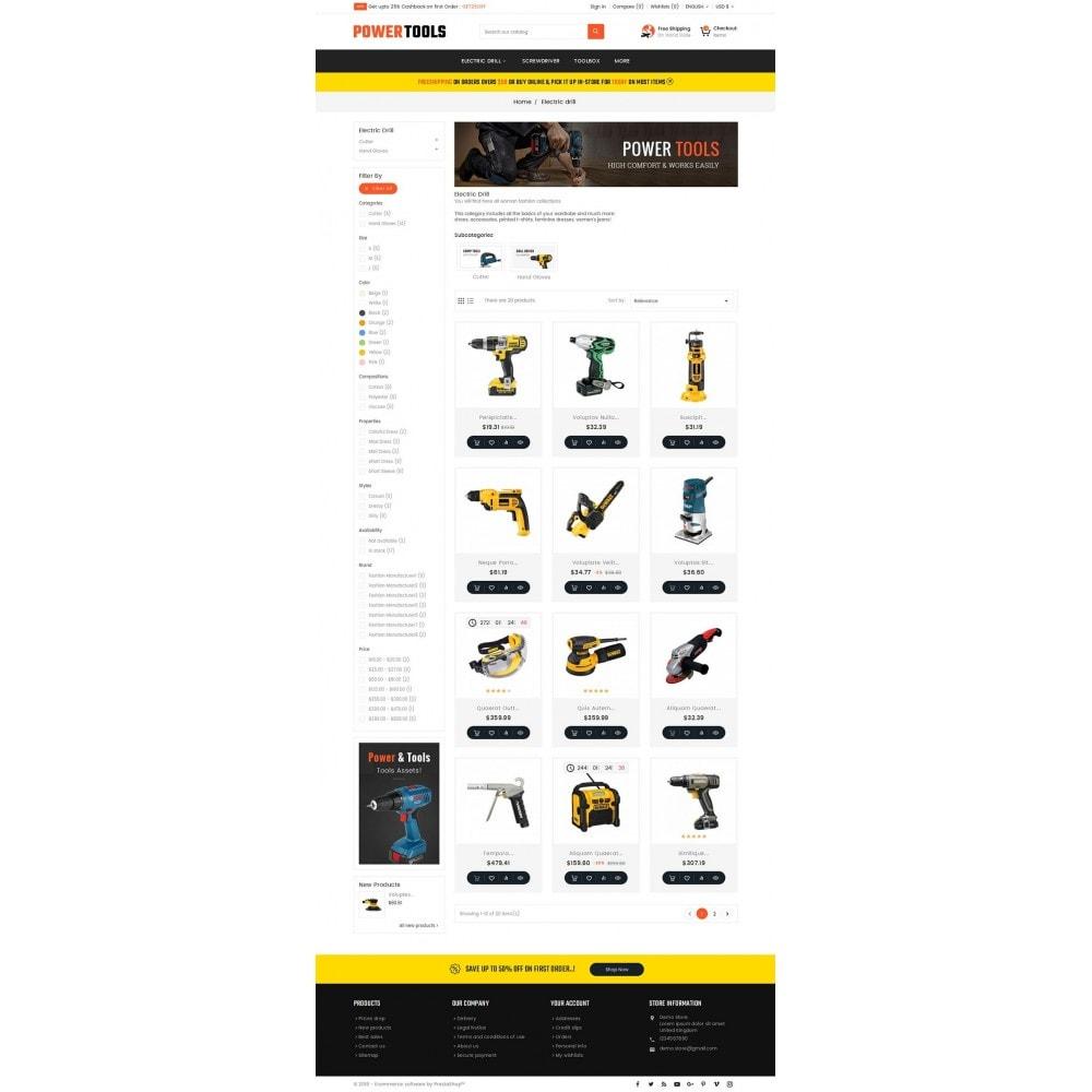 theme - Casa & Giardino - Power Tools Store - 4