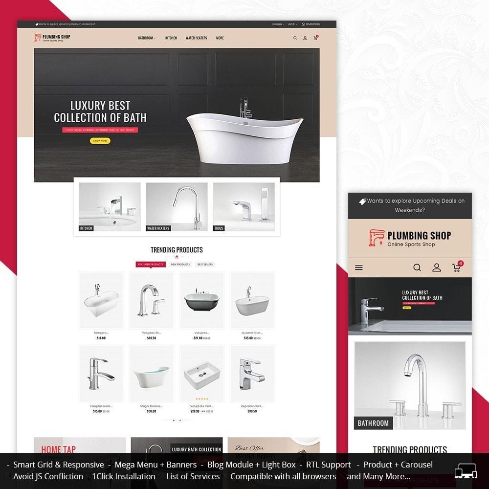 theme - Maison & Jardin - Plumbing Apparatuses - 2