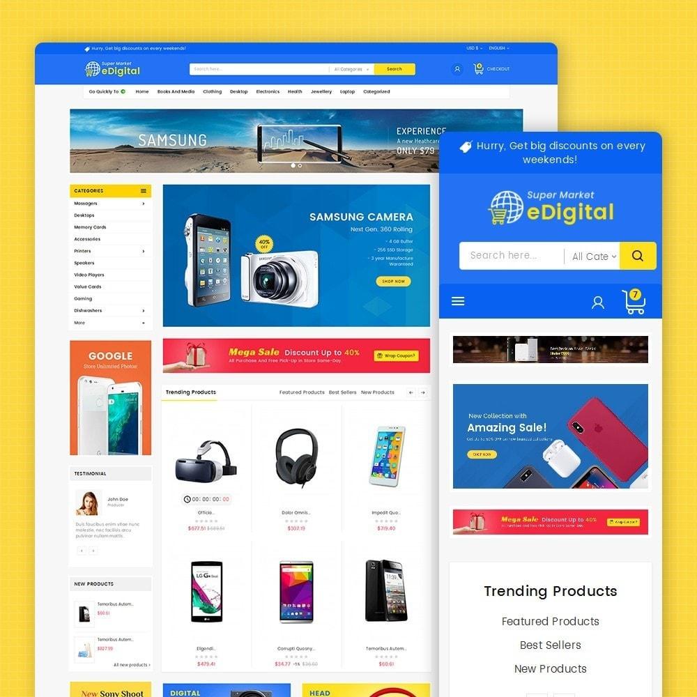 theme - Electronique & High Tech - eDigital Mega Shop Electronics - 2