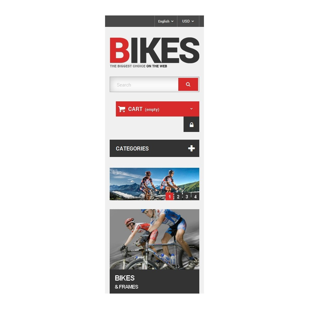 theme - Sports, Activities & Travel - Bikes Store - 9