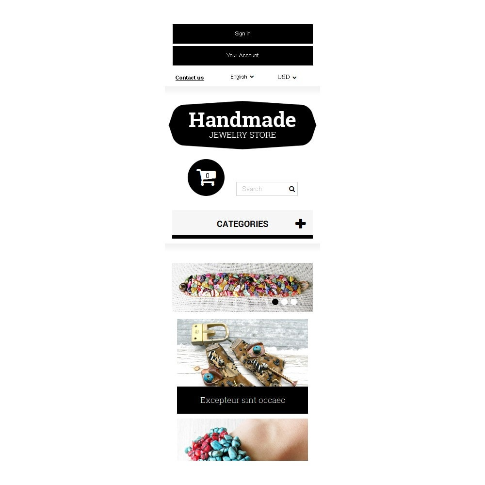 theme - Moda & Calzature - Handmade Jewelry - 9