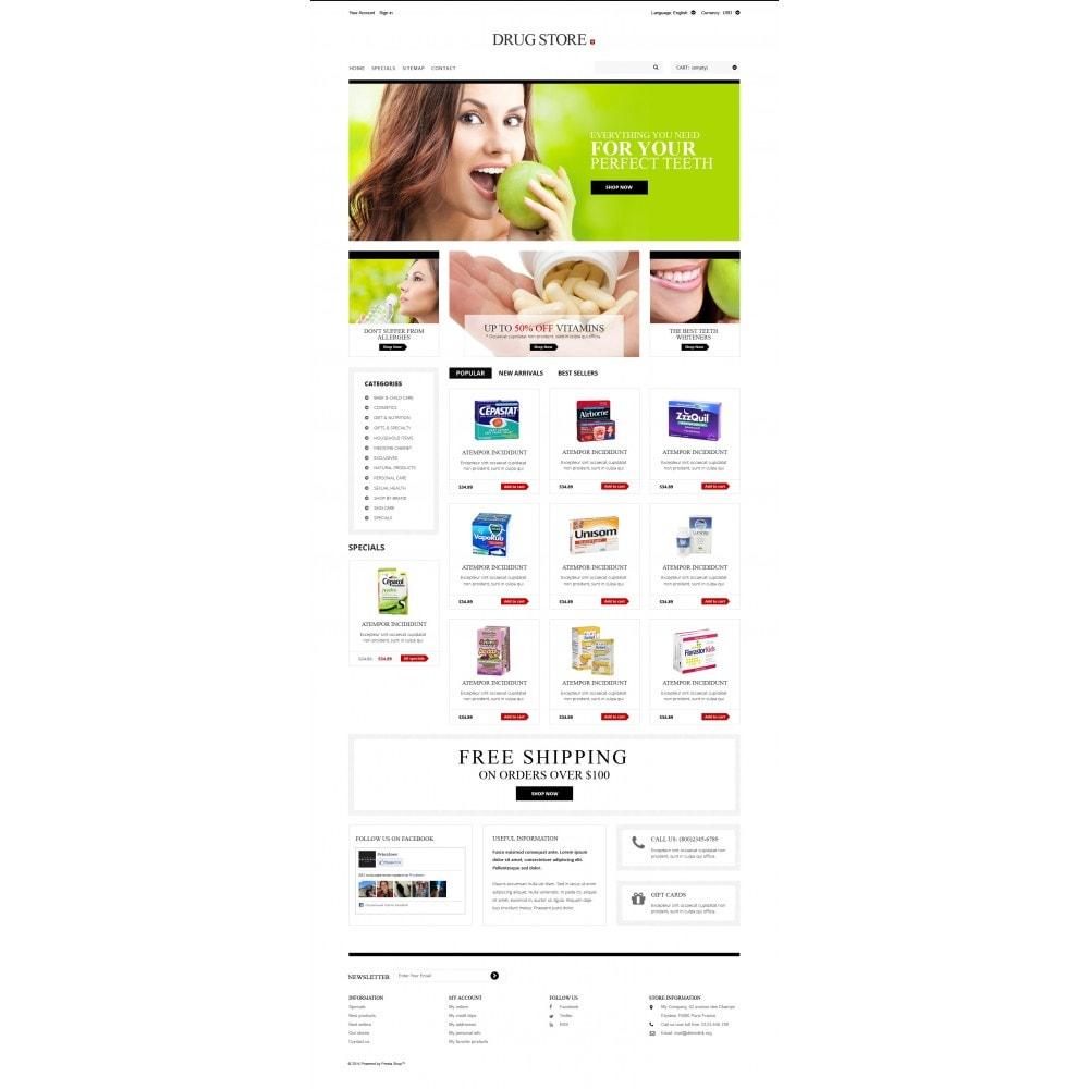 theme - Salud y Belleza - Drug Store - 5