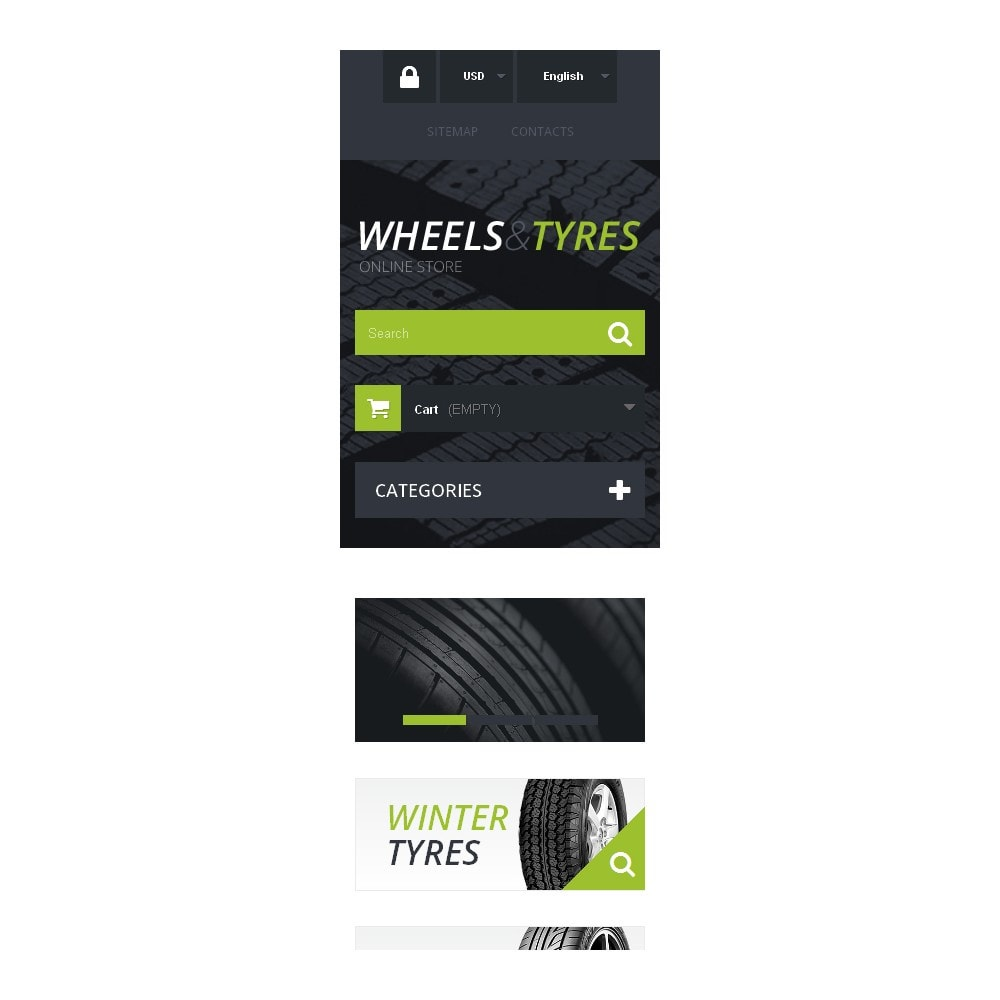 theme - Auto's & Motoren - Wheels and Tyres - 6