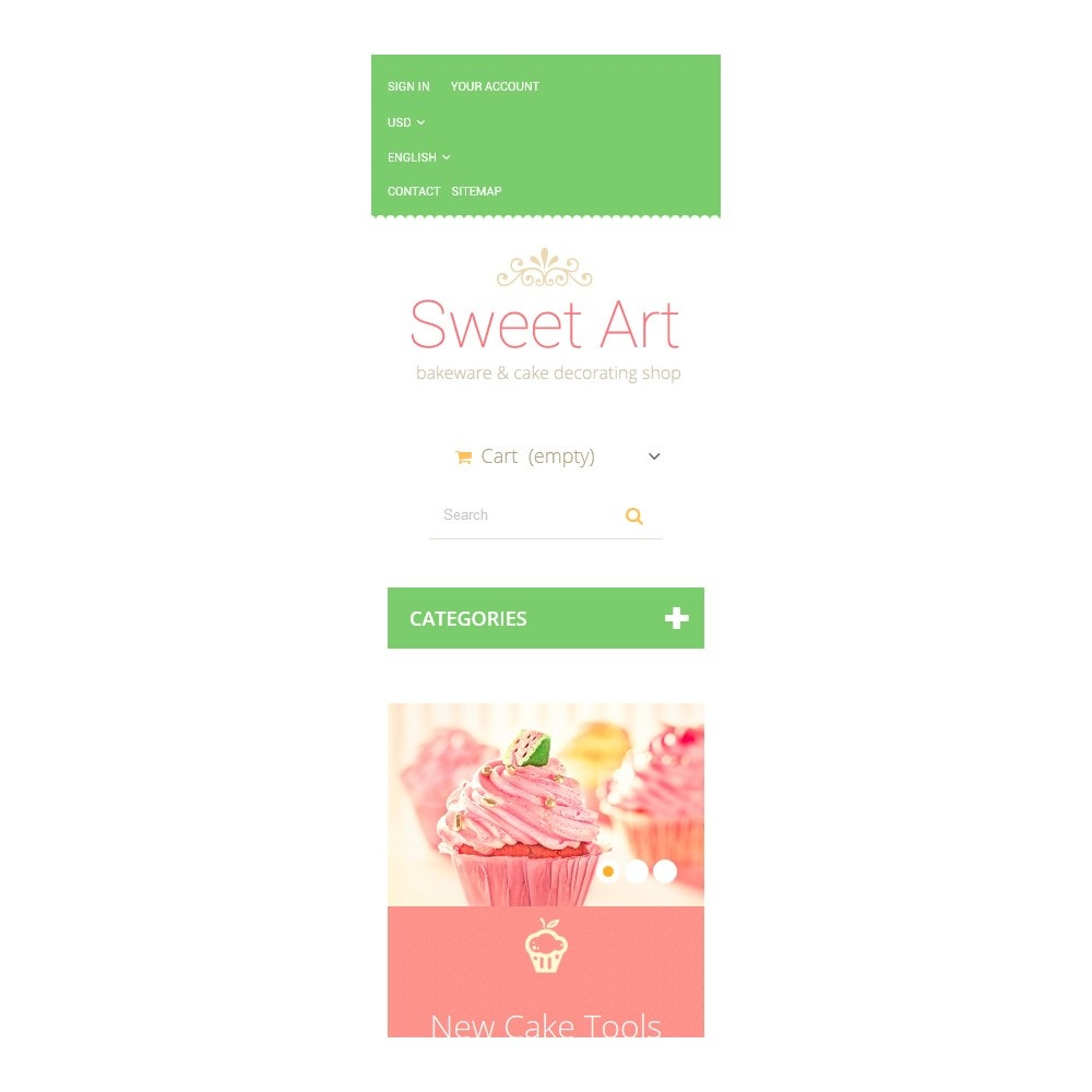 theme - Kunst & Kultur - Sweet Tooth - 9
