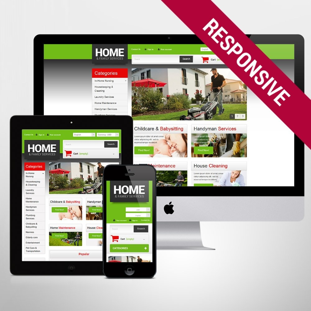 theme - Casa & Giardino - Home  Family Services - 1