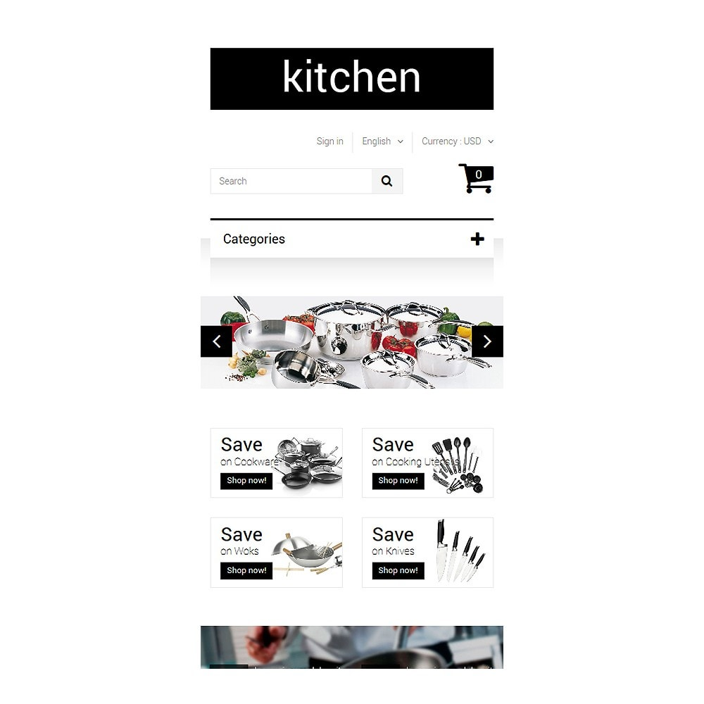 theme - Art & Culture - Kitchen Supplies Store - 8