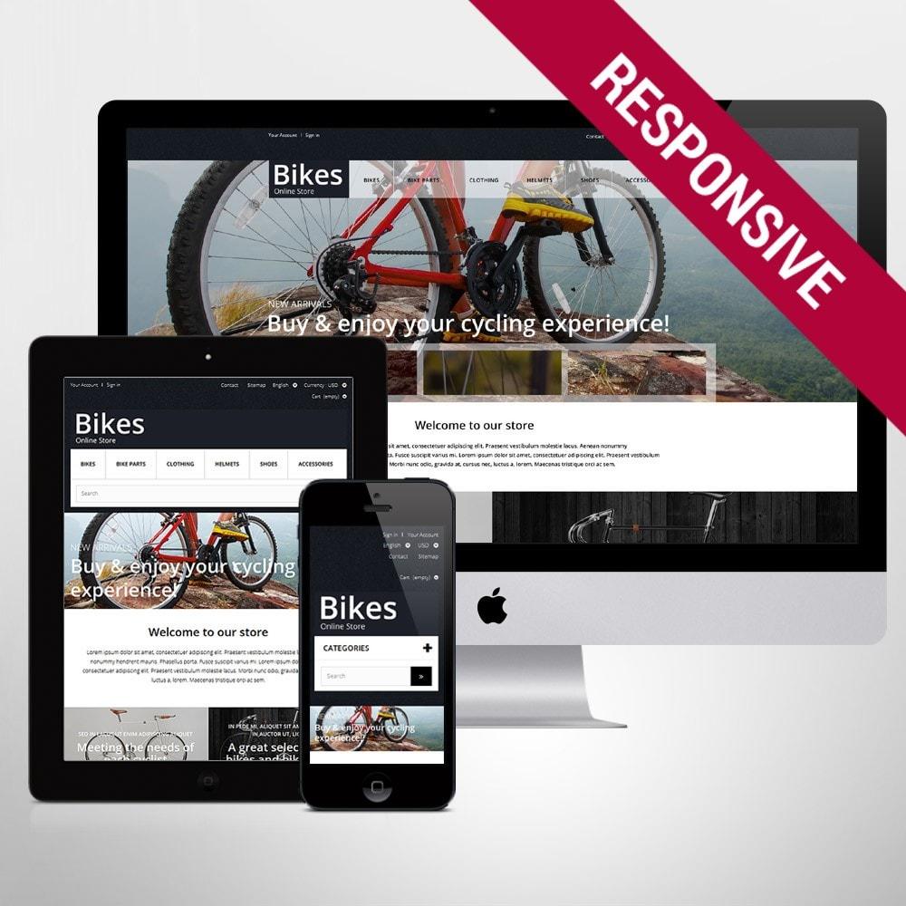 theme - Спорт и Путешествия - Bike Store - 1