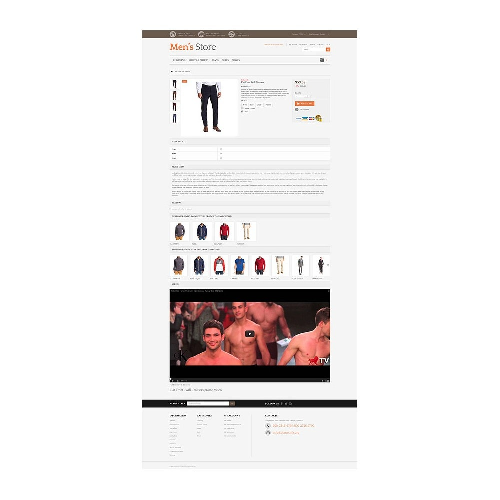 theme - Moda & Calzature - Men's Store - 6