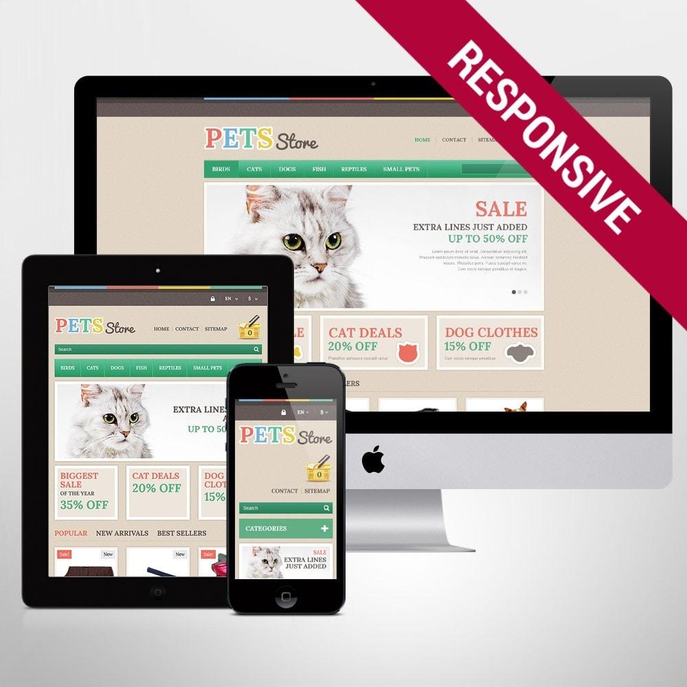 theme - Animales y Mascotas - Pets Store - 1