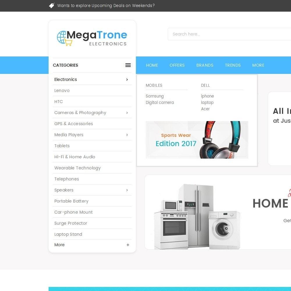 theme - Elektronik & High Tech - Mega Trone Electronics - 10