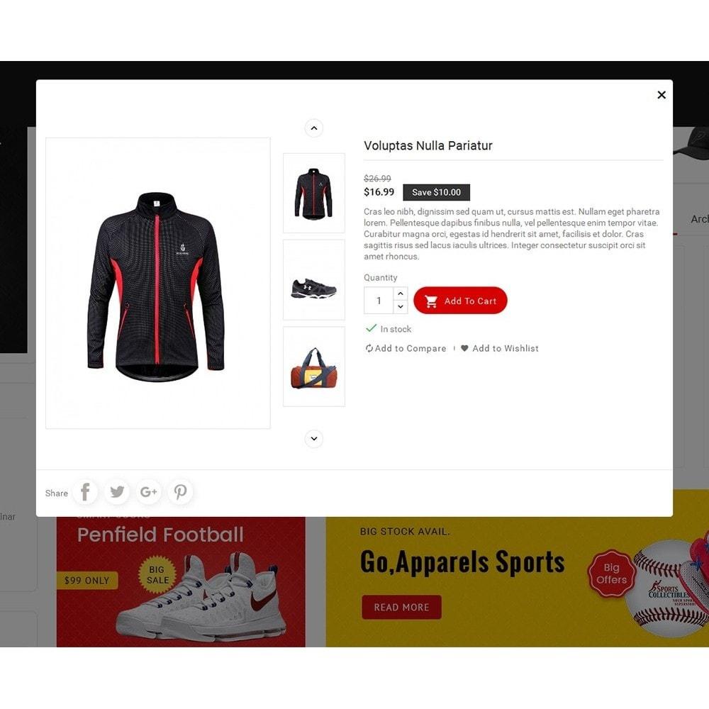 theme - Sport, Aktivitäten & Reise - Mega Shoppe Sports - 9