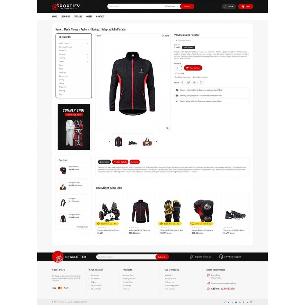 theme - Sport, Attività & Viaggi - Mega Shoppe Sports - 6