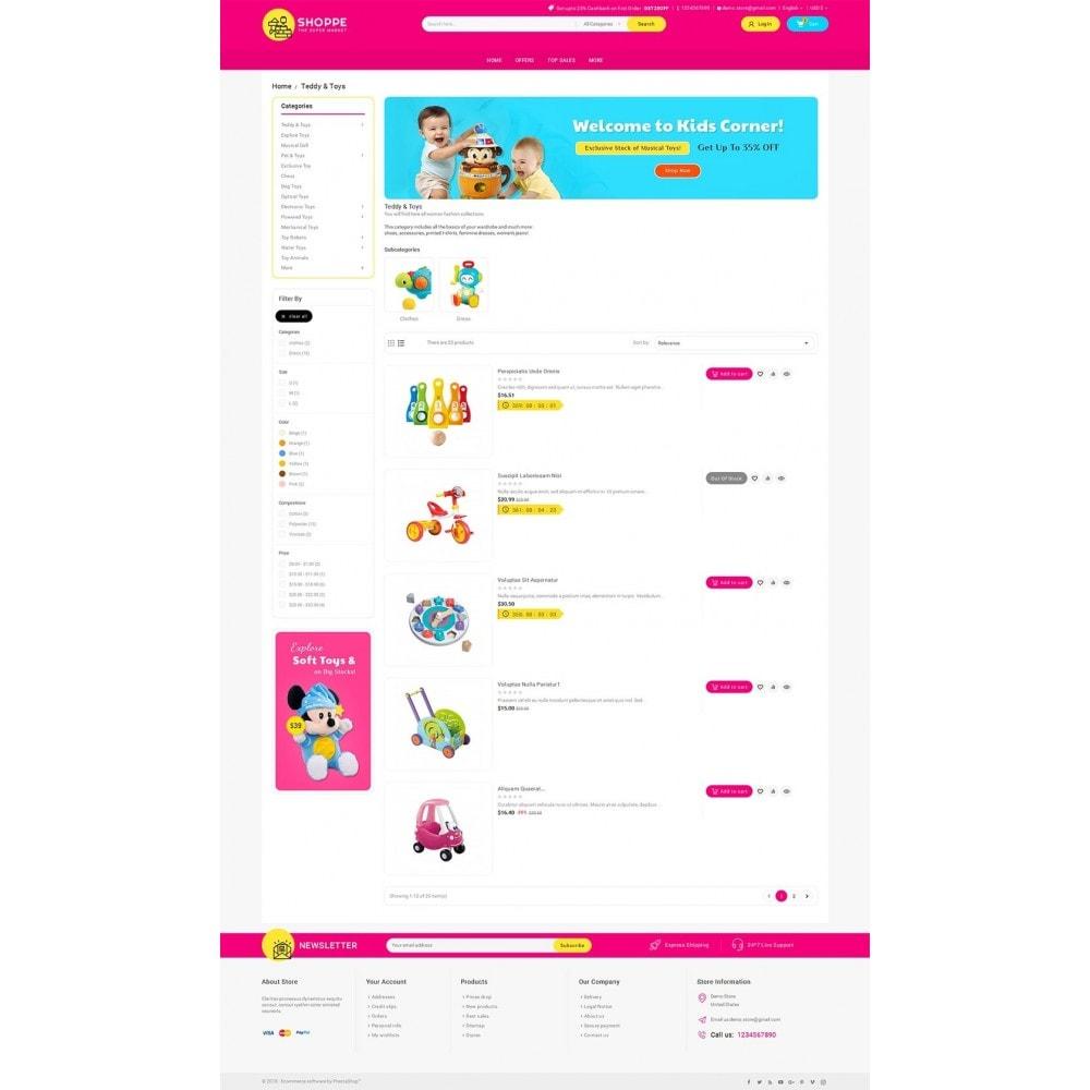 theme - Bambini & Giocattoli - Mega Shoppe Kid Toys - 5