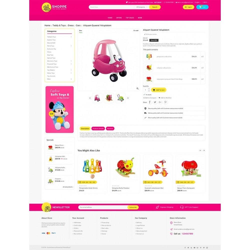 theme - Kinder & Spielzeug - Mega Shoppe Kid Toys - 6