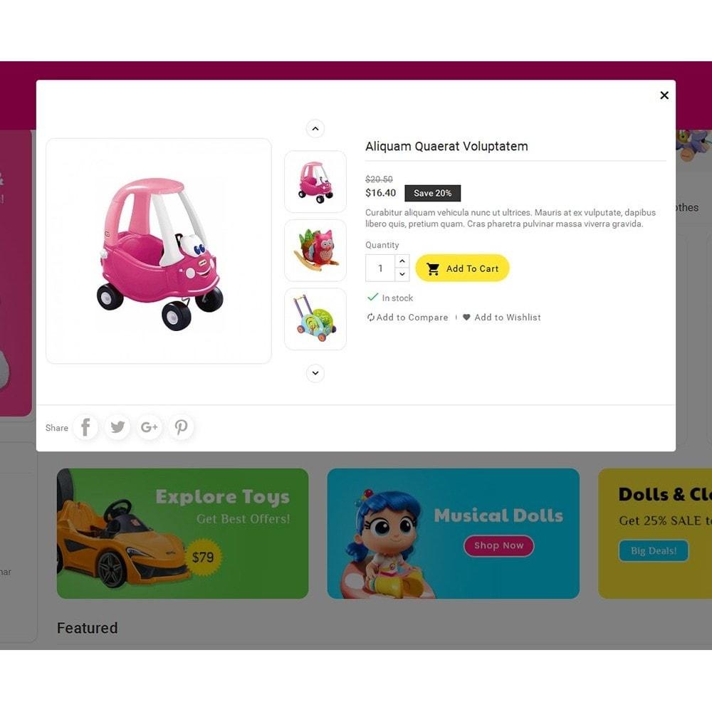 theme - Enfants & Jouets - Mega Shoppe Kid Toys - 9