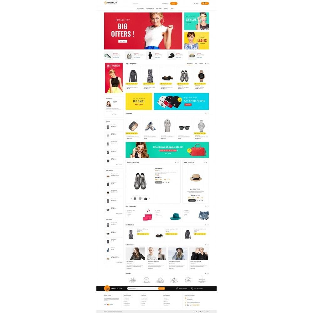 theme - Moda & Calzature - Mega Shoppe Fashion - 3
