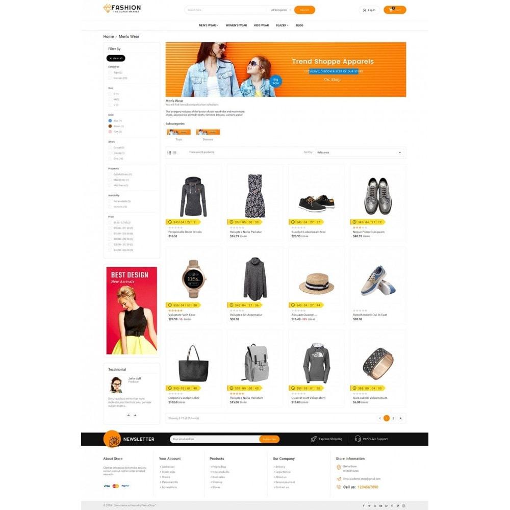 theme - Moda & Calzature - Mega Shoppe Fashion - 4