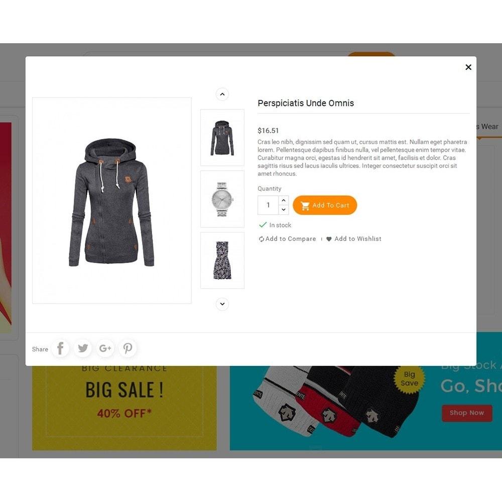 theme - Moda & Calzature - Mega Shoppe Fashion - 9