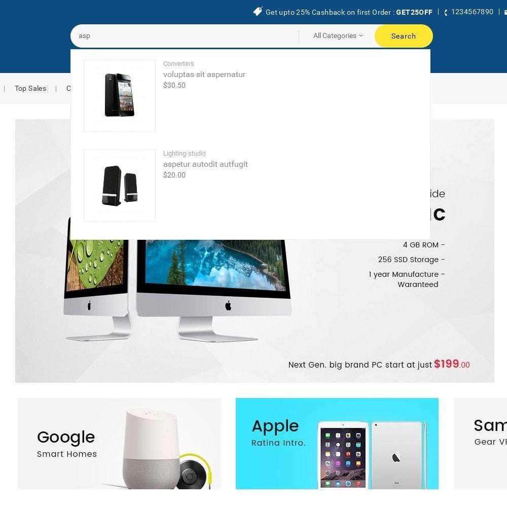 theme - Elektronik & High Tech - Mega Shoppe Electronics - 11