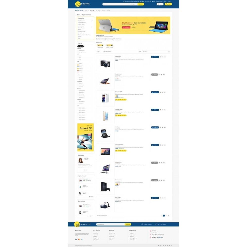theme - Elettronica & High Tech - Mega Shoppe Electronics - 5